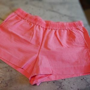 EUC JCrew Elastic Waist Shorts